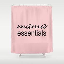 Mama Essentials Pantone 2016-Rose Quartz Shower Curtain