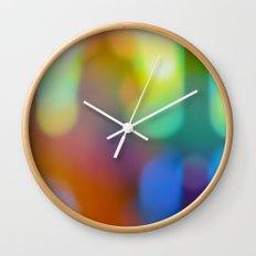 Imma Stranger Myself Here Wall Clock