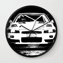 Nissan R34 Skyline GT-R / GT-T Wall Clock