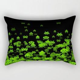 Invaded II Rectangular Pillow