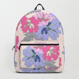 Pastel Peonies Backpack