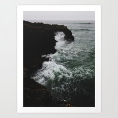 Devil's Churn Art Print