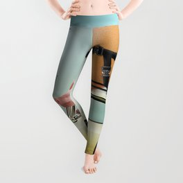 Bacon and Egg Leggings