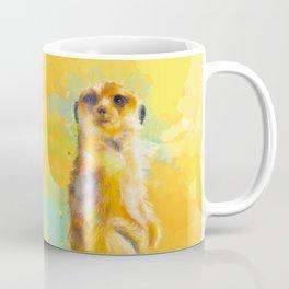 Dear Little Meerkat Coffee Mug