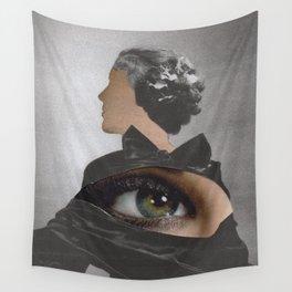 Retratos de una dama -- Portraits of a Lady Wall Tapestry