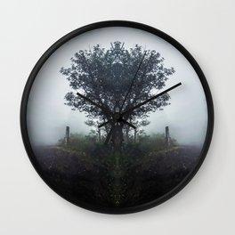Kaleidoscape: Pacaya Wall Clock