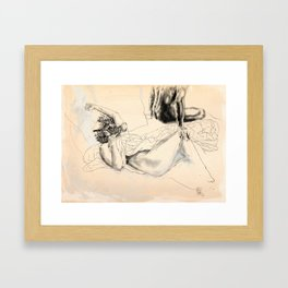 """The End Is Nigh..."" Woman