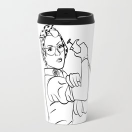 Rosie the Researcher Travel Mug