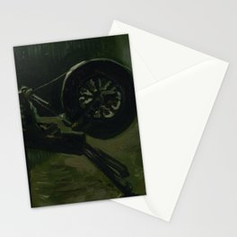 Spinning Wheel Stationery Cards