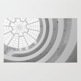 Guggenheim Interior | Frank Gehry | architect Rug