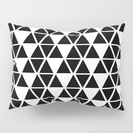 Triangle explosion Pillow Sham