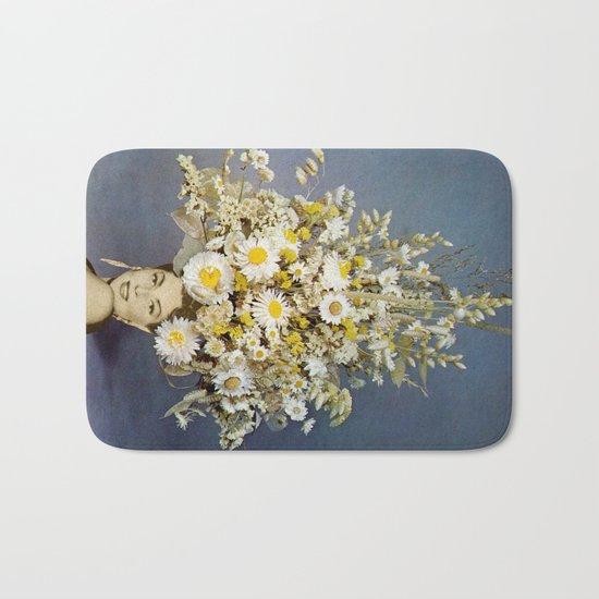 Floral Fashions Bath Mat