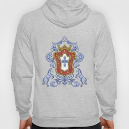 Portuguese Crest Hoody
