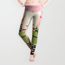 You Are My Type, Happy Valentine's Day Leggings