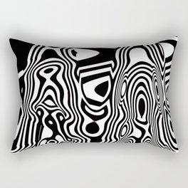 Oozeville Rectangular Pillow
