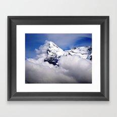 Eiger 2 Framed Art Print