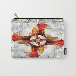 Volutes Carry-All Pouch
