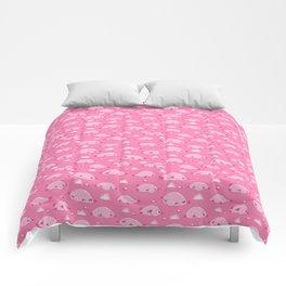 Bulbous Blobfish Comforters