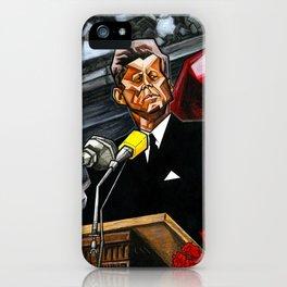 Ich bin ein Berliner iPhone Case