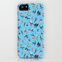 Lindy Hopping iPhone Case