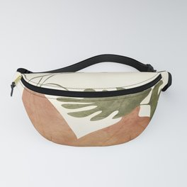 Two Living Vases Fanny Pack