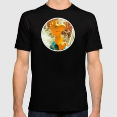 This Could Be Love Mens Fitted Tee Black SMALL