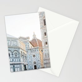 Il Duomo, Florence Italy Photography Stationery Cards