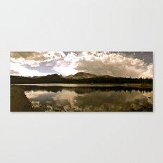 Brainard Lake, Colorado Canvas Print
