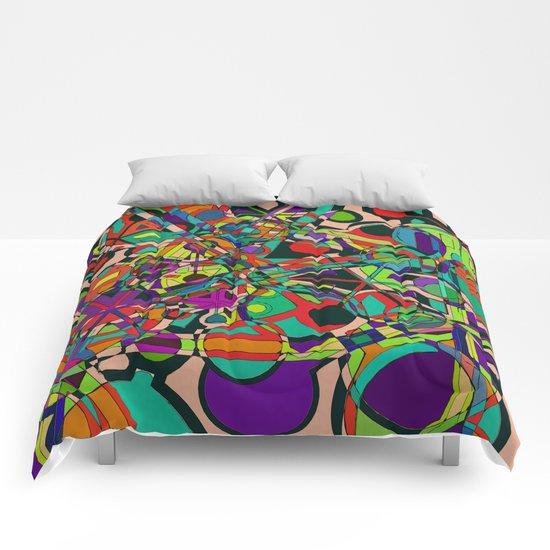 Cluster  Comforters