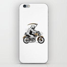 Reaper Racer iPhone Skin