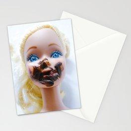 Chica chocoholica Stationery Cards