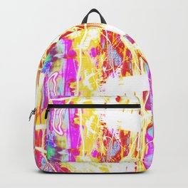 Fire Pipes Backpack