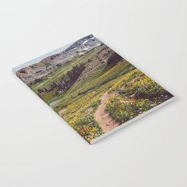 Sunset Lake Notebook