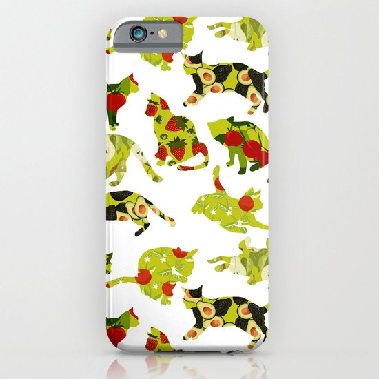 Kitchen Cats iPhone & iPod Case