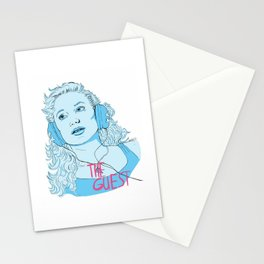 The Guest - Haunted When The Minutes Drag Stationery Cards