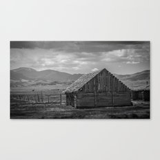 Forgotten Canvas Print