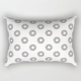 Sprinkle Donut Rectangular Pillow