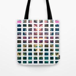 Square Repeat Tote Bag