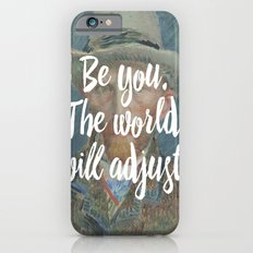 Be you. The world will adjust. Slim Case iPhone 6s