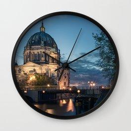 Berliner Dom Wall Clock