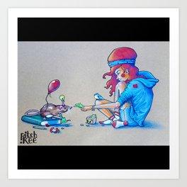 Educashion Art Print
