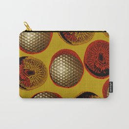 RED, YELLOW & GOLD Carry-All Pouch