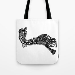 Sound Passage - The Ear Tote Bag
