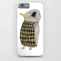 Baby Raven In Argyle Slim Case iPhone 6s