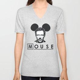 Gregory Mouse Unisex V-Neck