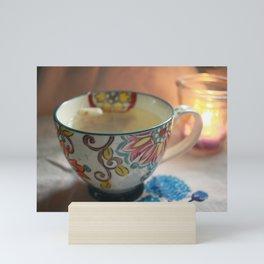 A Cuppa Tea Mini Art Print