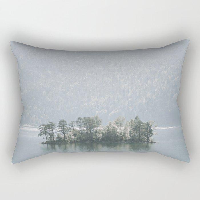Paradise Island - Landscape Photography Rectangular Pillow