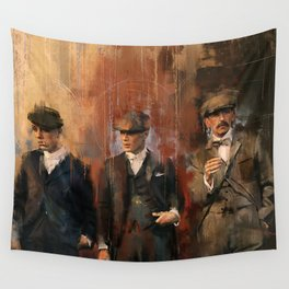 Shelby Brothers Wall Tapestry