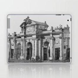 PUERTA DE ALCALÁ (Madrid - 1885) Laptop & iPad Skin