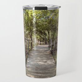 Path to the edge Travel Mug